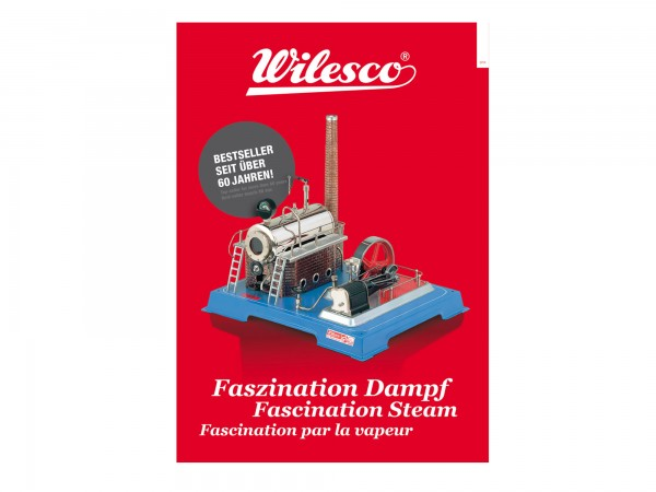 Wilesco 2 Page Catalogue 2012 Steam Powered