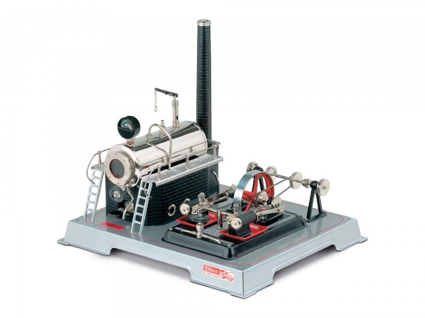 D22 Steam Engine - D222 electrical heated