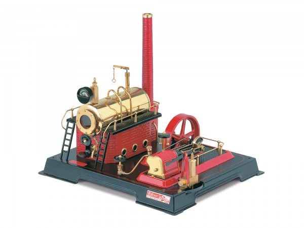 D21 Steam Engine