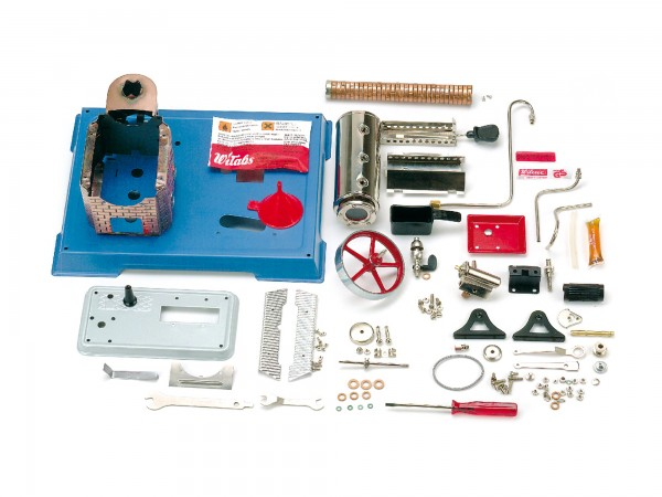 D10 Steam Engine - Kit D9