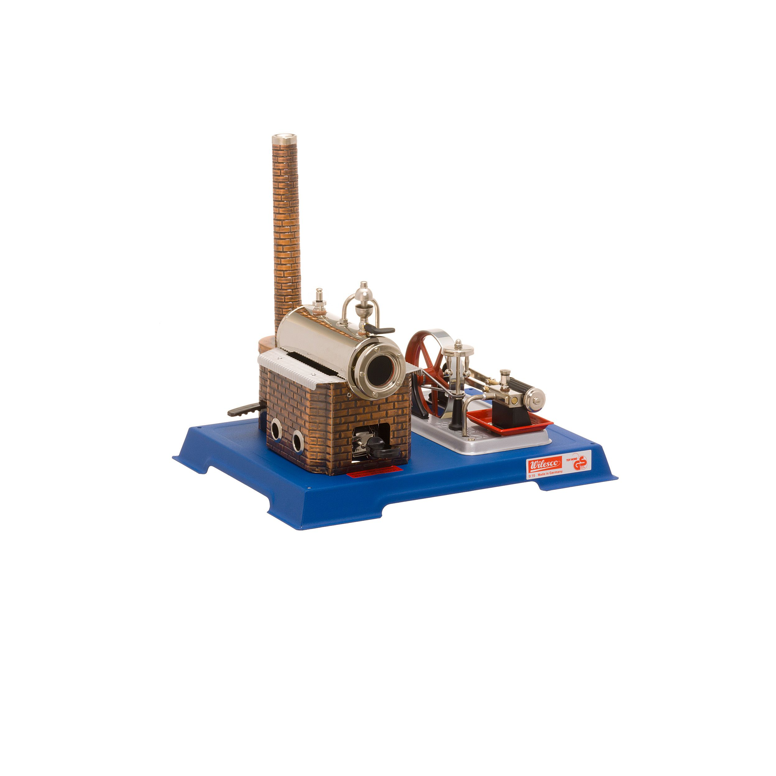 Steam Powered Wilesco D 10 Steam Engine Toys, Hobbies